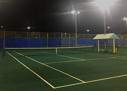 Retrofit LED lighting campus