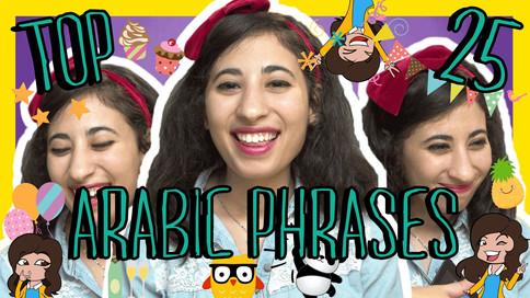 Arabic- Phrases