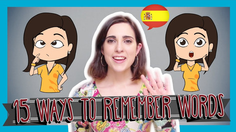 Spanish - How to remember words