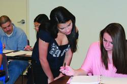 Spanish Class Summer I 2011, Agueda Moron (3)