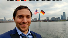 What I learned: Teaching German with NUCALLS