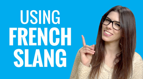 French- Slang