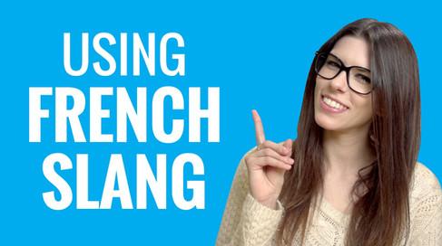 French- Slang