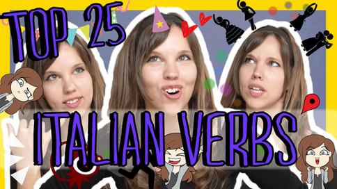 Italian- Verbs