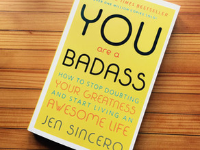 You Are a Badass - book review