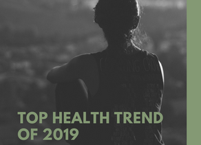 Top Health Trend of 2019: Counselling Therapy