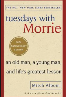 Tuesdays with Morrie - book review