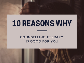 Reasons Why Counselling is Good for You