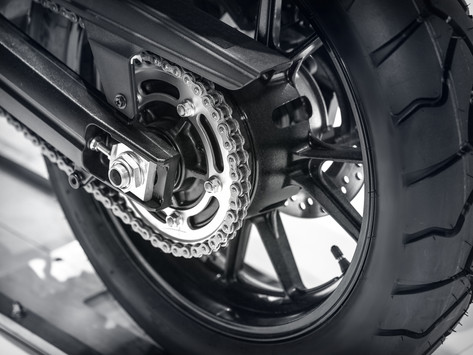 Case Highlight - Motorcycle Tire Failure