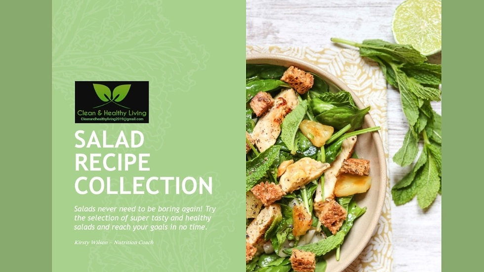 Say yes to salads with this collection of 41 recipes