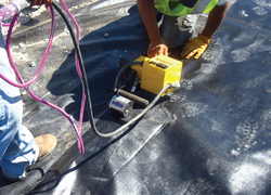 LINER PATCHING