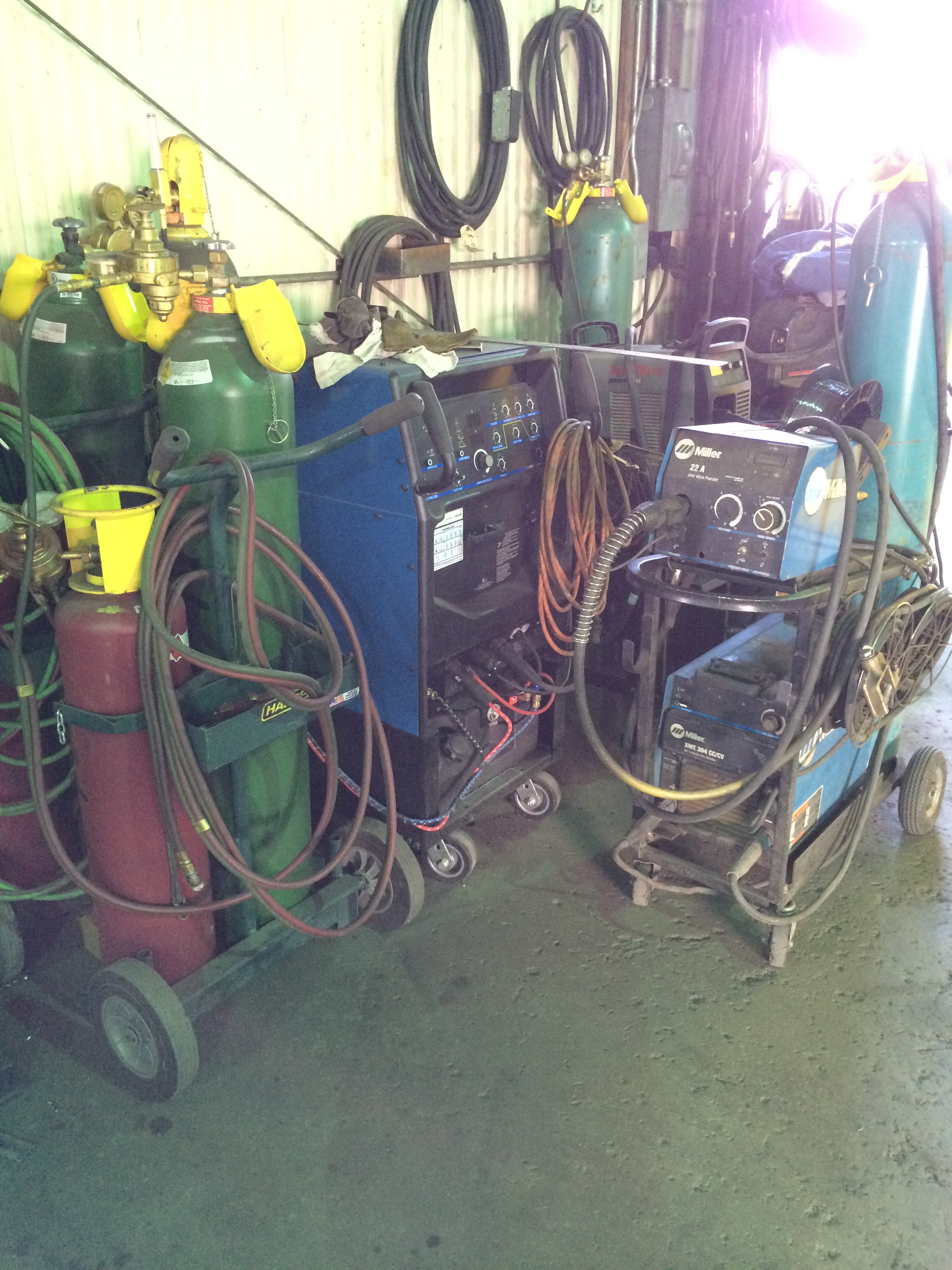 Cutting and Welding Equipment