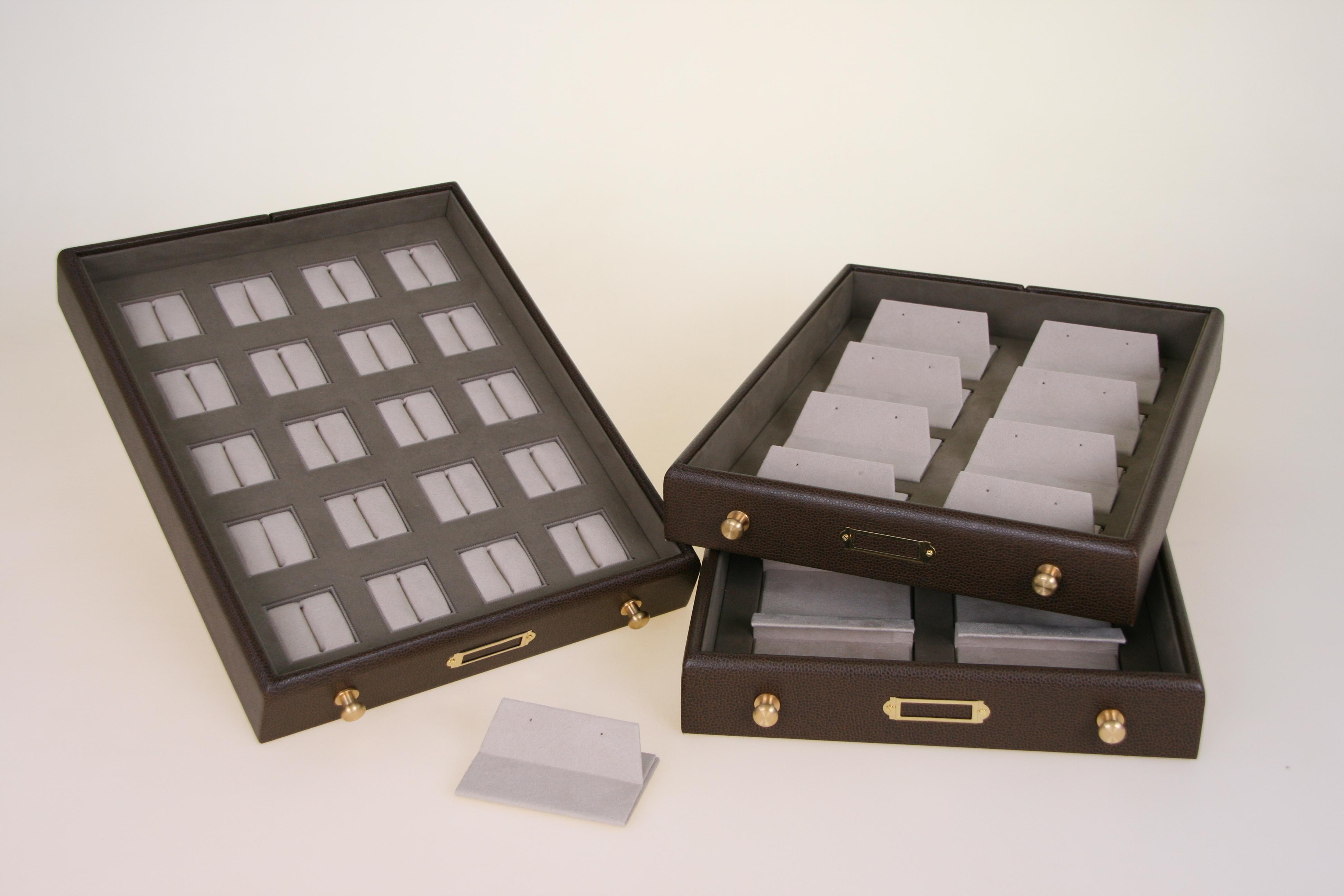 Custom Stock Trays