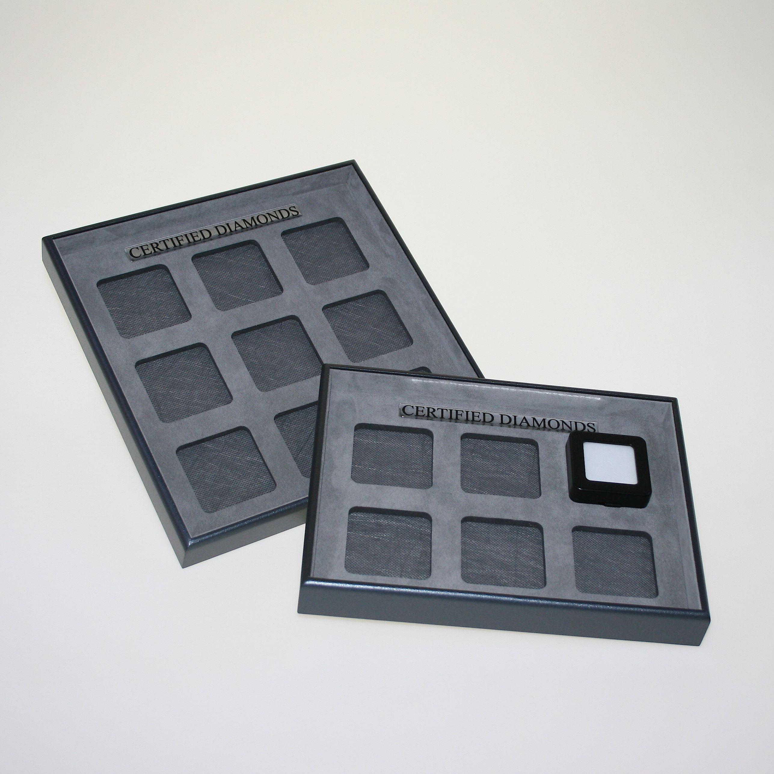 Diamond Box Trays