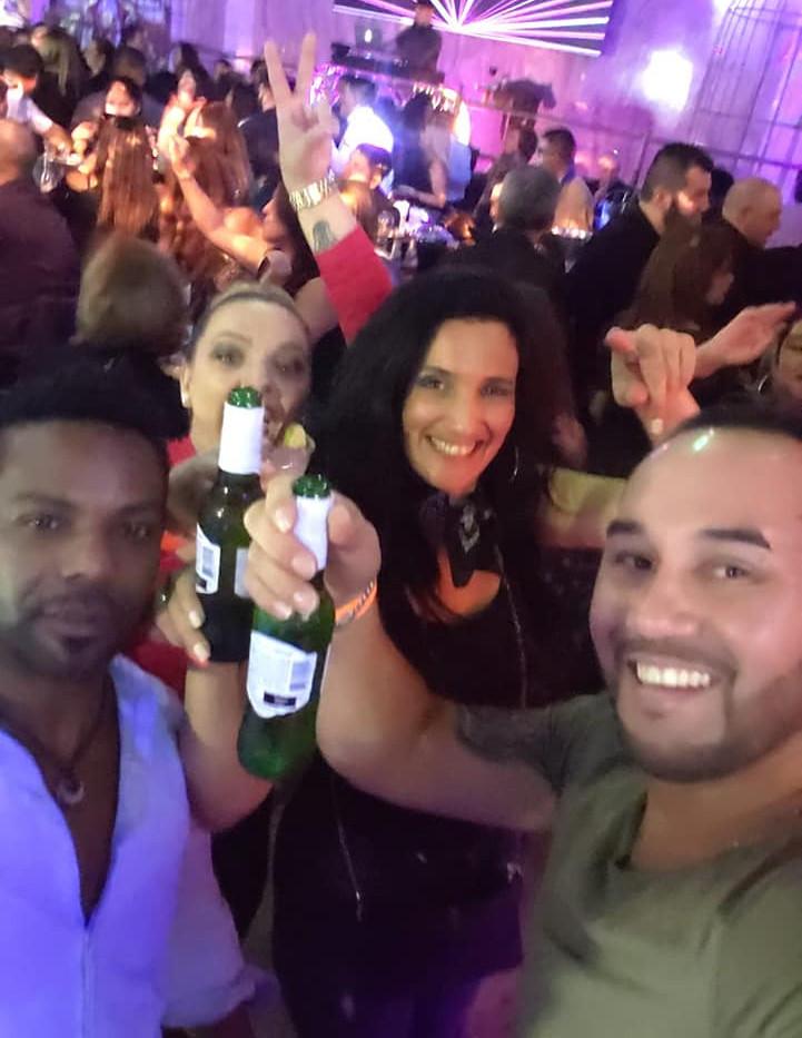 Retro Party en Elizabeth New Jersey