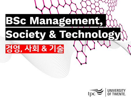 BSc Management, Society & Technology
