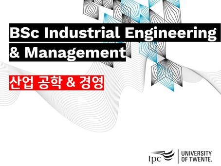 BSc Industrial Engineering & Management