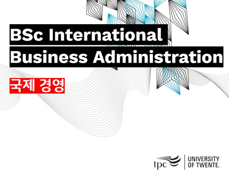 BSc International Business Administration