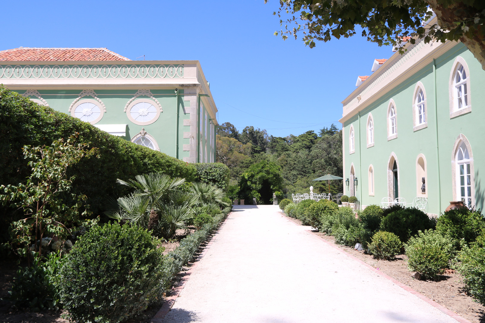 sintra´s palaces
