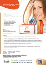Omegia™ Powder (Leaflet)
