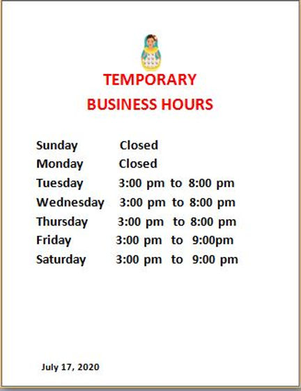 temporary hours july 22.JPG
