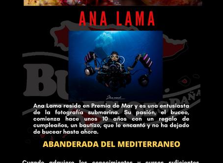Ana Lama en Moja tu Cámara