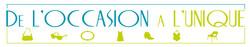Logo Deloccasionalunique.com