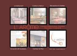 Restaurant l'Arome