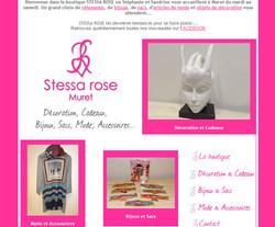Stessa Rose déco
