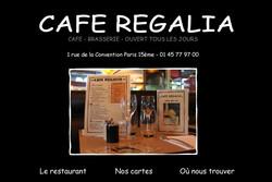 Cafe le Régalia