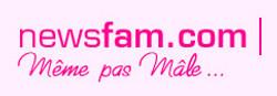Logo start up Newsfam.com