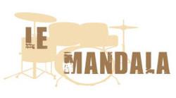 Etude logo Cave Le Mandala Jazz