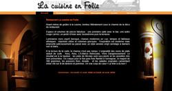 Restaurant La cuisine en folie
