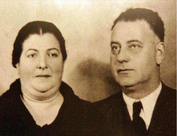 Jesús Cerdeiras Castro y María Jesús Seoane Armada