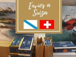 Envíos a Suiza