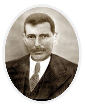 Andrés Cerdeiras Pose