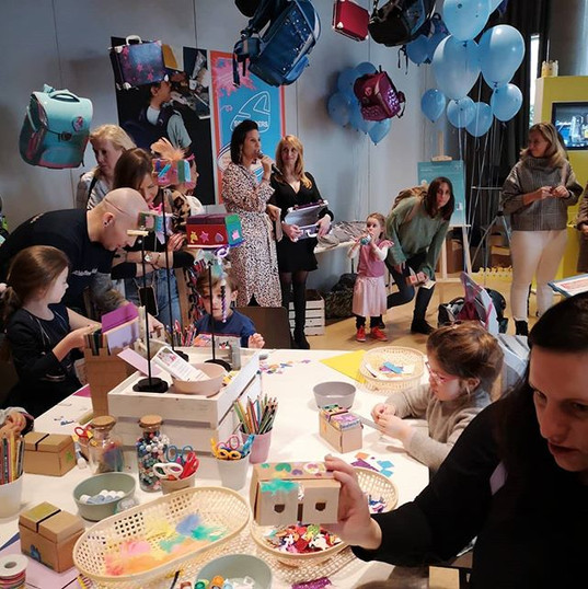 Kinderbetreuung bei Firmenevents, Kinder