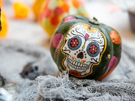 Kleine Kürbisse, große Kunstwerke! Herbstdeko & Halloween Bastelspaß