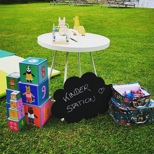 Unsere Kinderbetreuung auf Hochzeiten bi