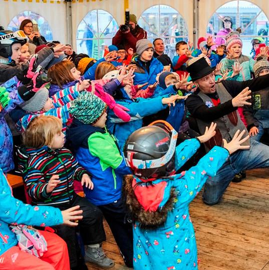 Zaubershow für Kinder Niederösterreich | Zaubershow für Kinder Wien