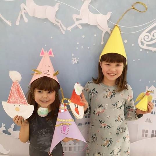 Kinderbetreuung Weihnachtsstation