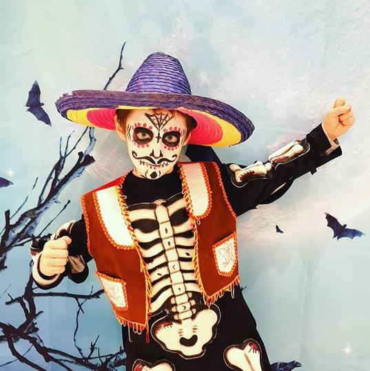 Happy Halloween 🎃__#kinderschminken_#ki