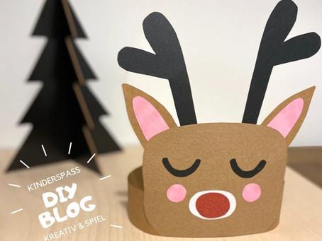 Weihnachtskrone RUDOLPH - für ein königliches Weihnachtsfest!