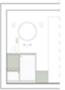 Kevin Veenhuizen Architects / dakopbouw Amsterdam / wasmeubel maatwerk