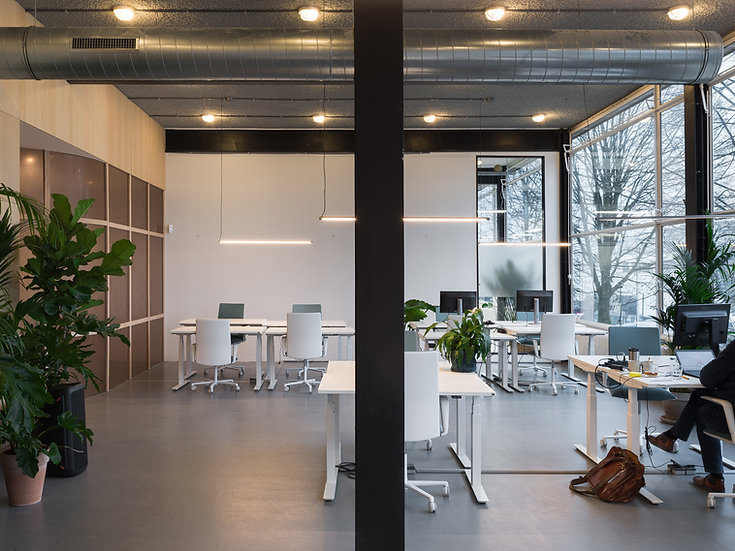 Kevin Veenhuizen Architects / M3 Consultancy / zit-sta bureau