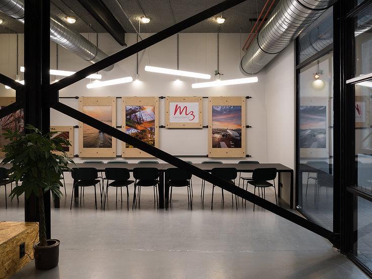 Kevin Veenhuizen Architects / M3 Consultancy / maatwerk kantoorinterieur