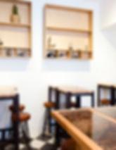 Kevin Veenhuizen Architects / Burgerbar horeca verbouwing Amsterdam