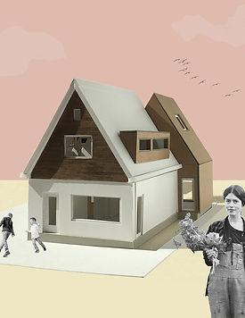 Kevin Veenhuizen Architects / Aanbouw Limmen dubbellaags