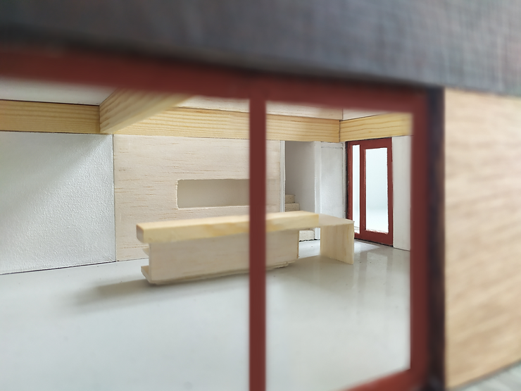 Kevin Veenhuizen Architects / bosvilla Sancta Maria Noordwijk / gelamineerde ligger houtbouw