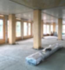 Kevin Veenhuizen Architects / Loft Top-Up Amsterdam / houtbouw beton casco